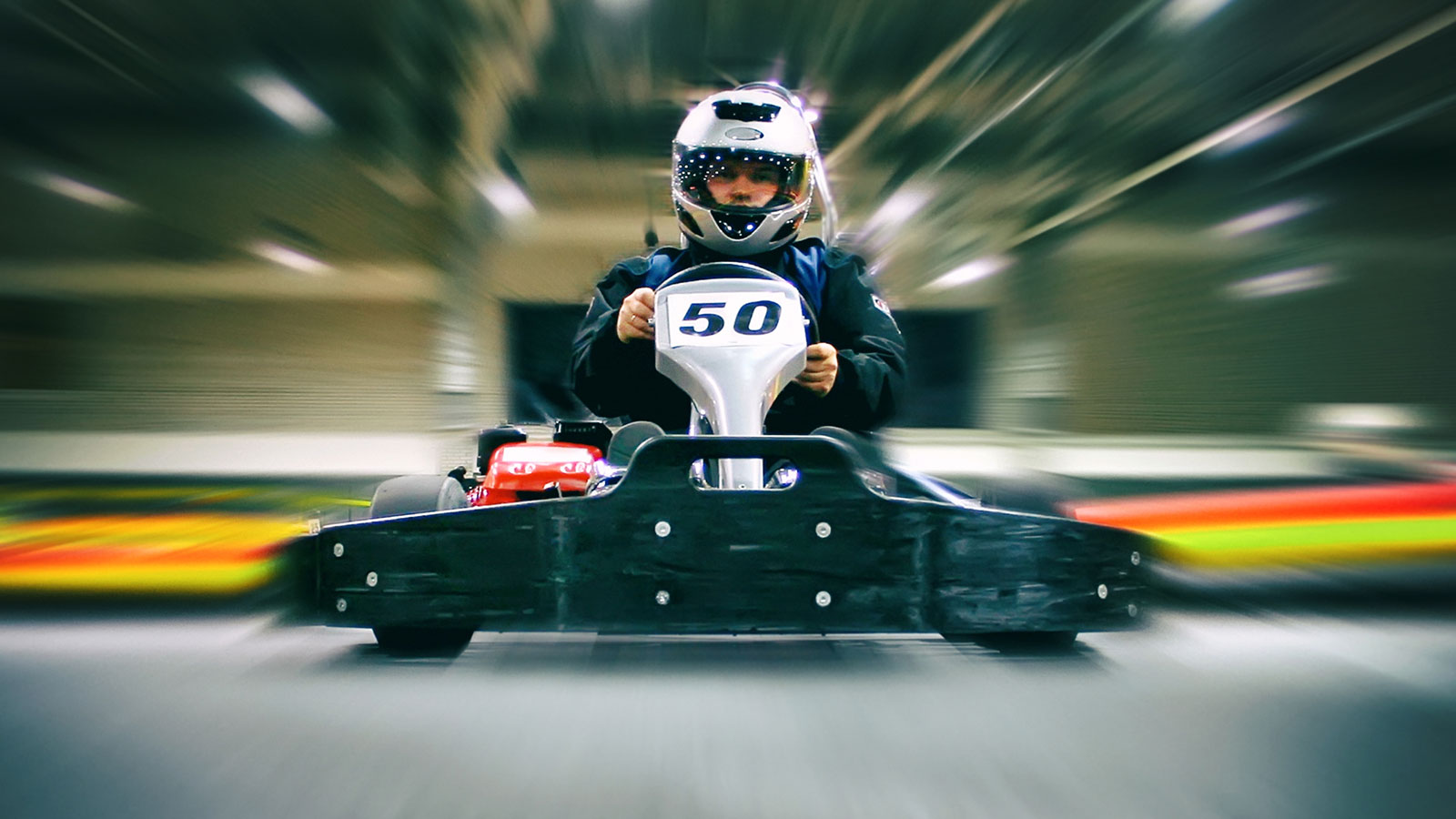 Pick Up Speed at Our Indoor Go-Karting Facility